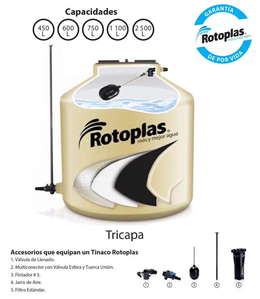 Instalacion De Tinacos Rotoplas Tricapa Ensenadavirtual